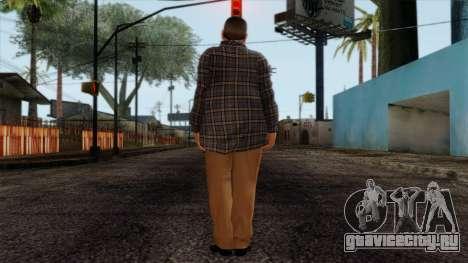 GTA 4 Skin 72 для GTA San Andreas второй скриншот