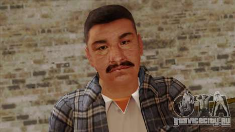 GTA 4 Skin 72 для GTA San Andreas третий скриншот