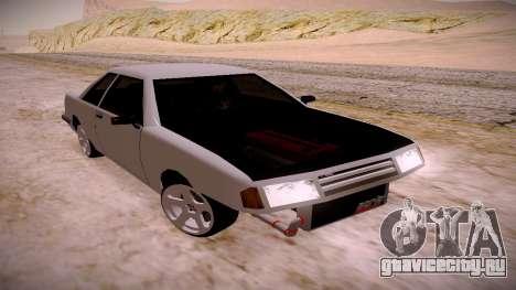 Manana BOOM для GTA San Andreas