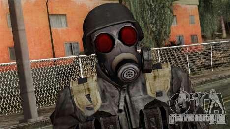 Resident Evil Skin 3 для GTA San Andreas третий скриншот