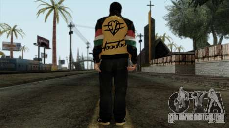 GTA 4 Skin 67 для GTA San Andreas второй скриншот
