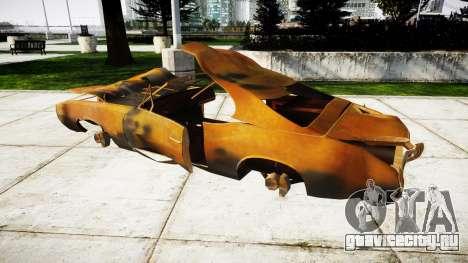 Искорёженный Classique Stallion 2Gen для GTA 4 второй скриншот