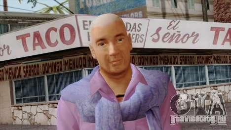 GTA 4 Skin 48 для GTA San Andreas третий скриншот