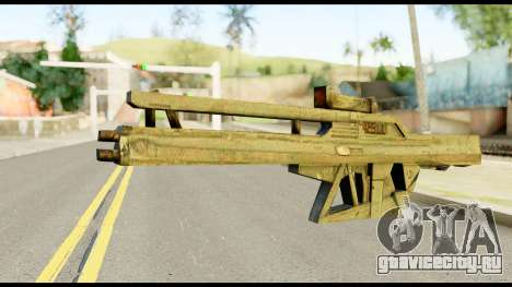 Fortune RG from Metal Gear Solid для GTA San Andreas