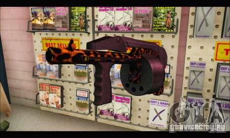Leopardo Combat для GTA San Andreas