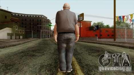 GTA 4 Skin 61 для GTA San Andreas второй скриншот