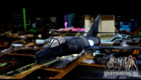 Dassault Etendard IV MF для GTA San Andreas