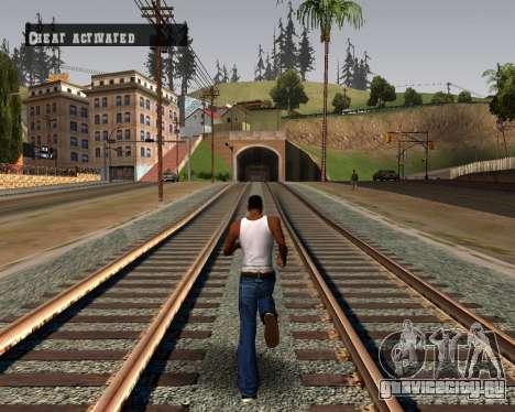 Colormod Dark Low для GTA San Andreas третий скриншот