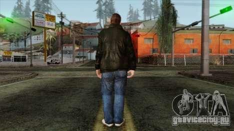 GTA 4 Skin 59 для GTA San Andreas второй скриншот
