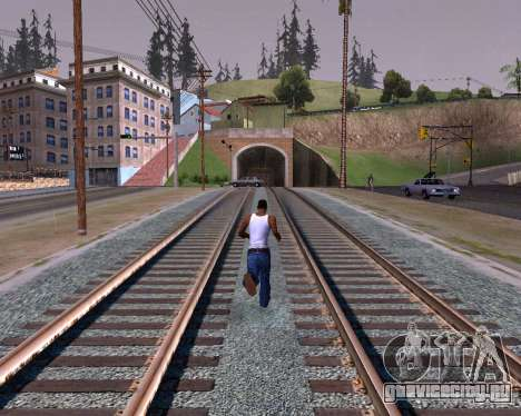 Colormod Dark Low для GTA San Andreas