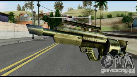 Jackhammer from Max Payne для GTA San Andreas