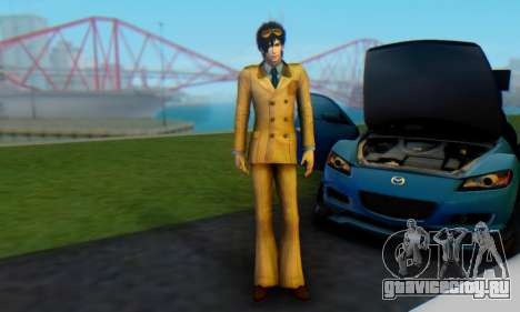 Dynasty Warriors 8 XLCE Li Dian DLC для GTA San Andreas четвёртый скриншот