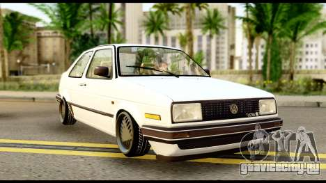 Volkswagen Jetta A2 Coupe для GTA San Andreas