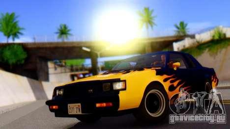 HardCore ENB для GTA San Andreas четвёртый скриншот