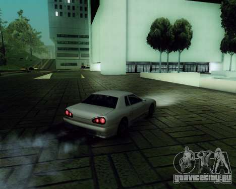 Graphic Mod v5.0 для GTA San Andreas для GTA San Andreas шестой скриншот