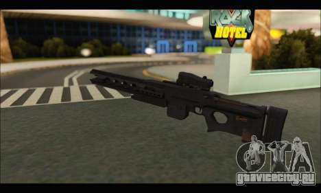 BF4 Final Stand DLC Rorsch Mk-1 для GTA San Andreas третий скриншот