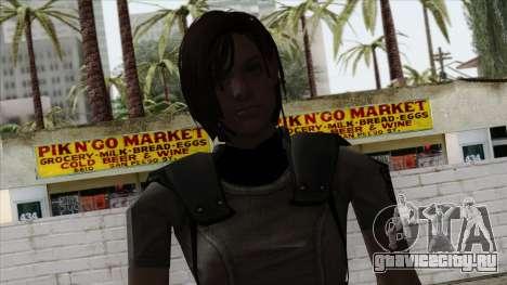 Resident Evil Skin 4 для GTA San Andreas третий скриншот