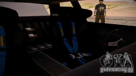Manana BOOM для GTA San Andreas вид справа