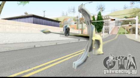 Fear Wilhelm Tell from Metal Gear Solid для GTA San Andreas