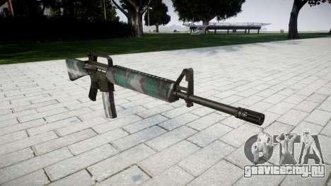 Винтовка M16A2 warsaw для GTA 4