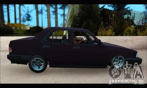 Tofas Dogan S для GTA San Andreas вид слева