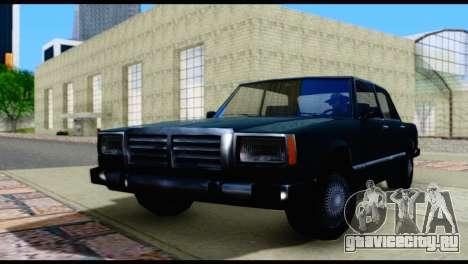 Четырёхдверный Feltzer для GTA San Andreas