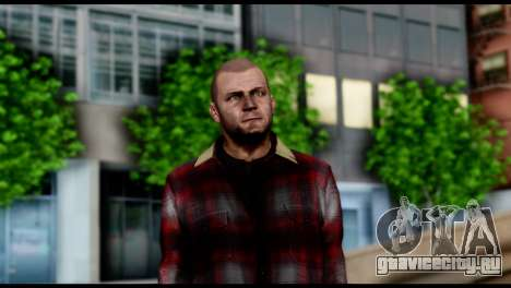 Prologue Michael Skin from GTA 5 для GTA San Andreas