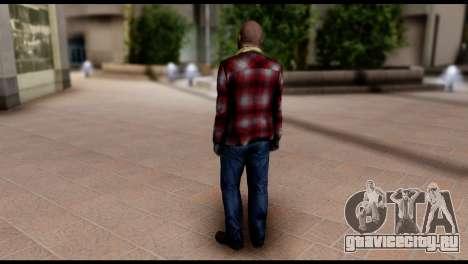 Prologue Michael Skin from GTA 5 для GTA San Andreas второй скриншот