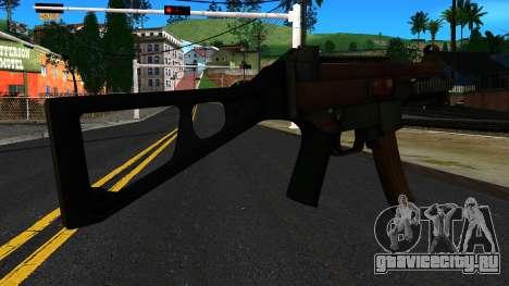 UMP9 from Battlefield 4 v1 для GTA San Andreas второй скриншот