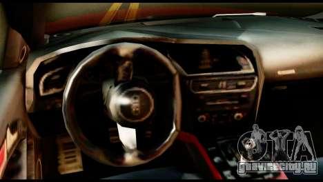 Audi RS5 2013 для GTA San Andreas вид сзади слева
