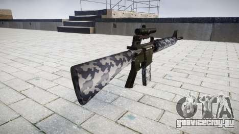 Винтовка M16A2 [optical] siberia для GTA 4 второй скриншот