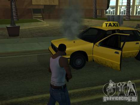 New Effects Pack White Version для GTA San Andreas шестой скриншот