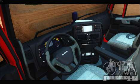 Iveco Trakker 2014 (IVF & ADD) для GTA San Andreas