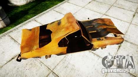 Искорёженный Classique Stallion 2Gen для GTA 4 четвёртый скриншот