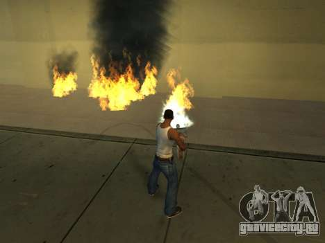 New Effects Pack White Version для GTA San Andreas девятый скриншот