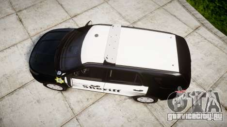 Ford Explorer 2013 County Sheriff [ELS] для GTA 4