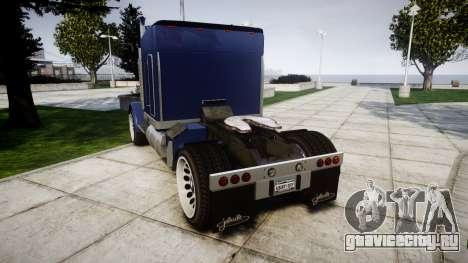 JoBuilt Phantom Drift для GTA 4 вид сзади слева