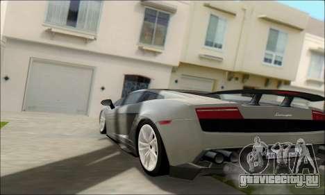 White Water ENB для GTA San Andreas четвёртый скриншот