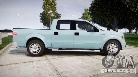 Ford Lobo 2012 для GTA 4 вид слева