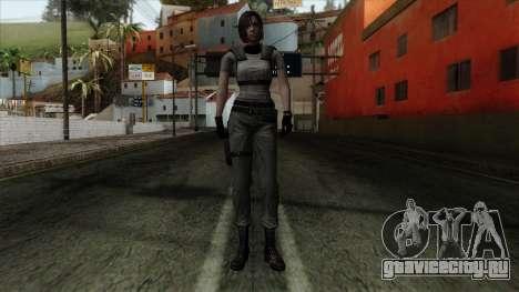 Resident Evil Skin 4 для GTA San Andreas