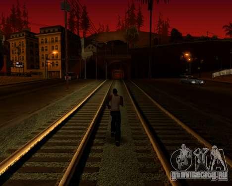 Colormod Dark Low для GTA San Andreas седьмой скриншот