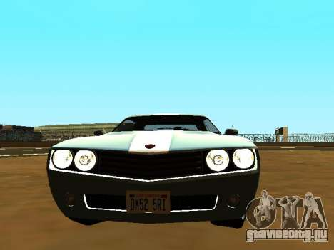 GTA 5 Bravado Gauntlet для GTA San Andreas