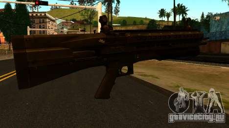 UTAS UTS-15 from Battlefield 4 для GTA San Andreas второй скриншот