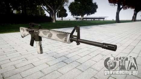 Винтовка M16A2 yukon для GTA 4