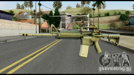 Colt Commando from Max Payne для GTA San Andreas