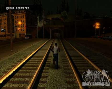 Colormod Dark Low для GTA San Andreas восьмой скриншот