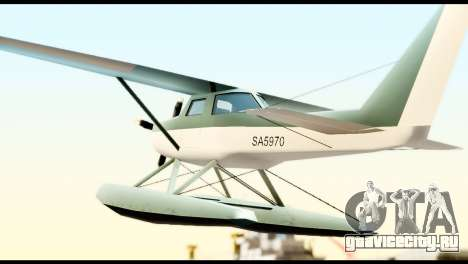 Beta Skimmer для GTA San Andreas вид сзади слева