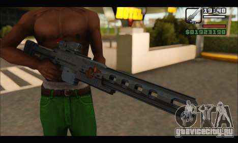 BF4 Final Stand DLC Rorsch Mk-1 для GTA San Andreas четвёртый скриншот
