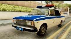 ВАЗ 2107 ДПС