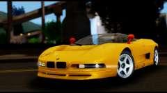 BMW Italdesign Nazca C2 1991 для GTA San Andreas